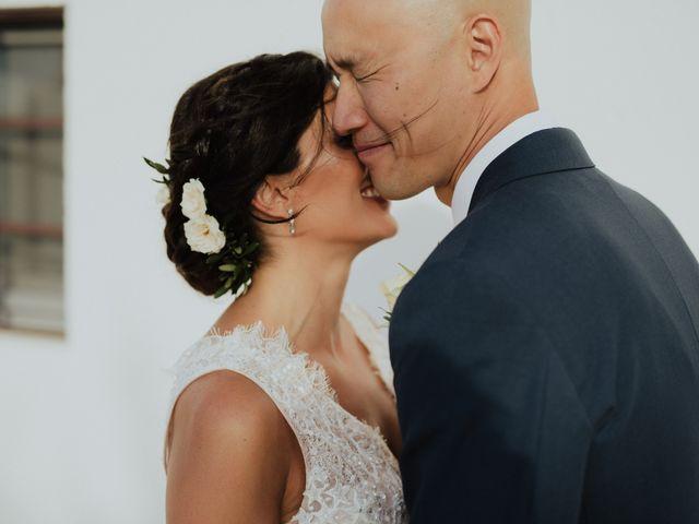 Il matrimonio di Christelle e Phil a Polignano a Mare, Bari 39