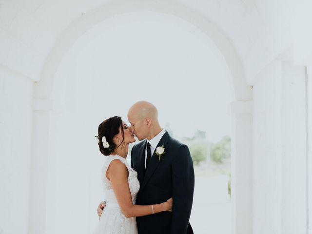 Il matrimonio di Christelle e Phil a Polignano a Mare, Bari 40