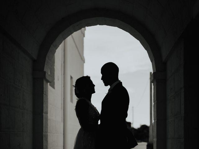Il matrimonio di Christelle e Phil a Polignano a Mare, Bari 41