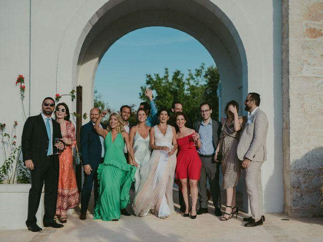 Il matrimonio di Christelle e Phil a Polignano a Mare, Bari 42