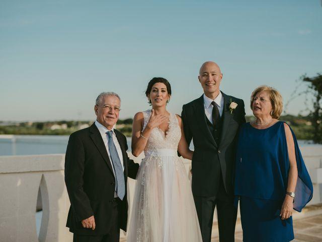 Il matrimonio di Christelle e Phil a Polignano a Mare, Bari 44