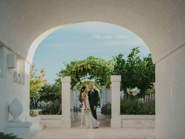 Il matrimonio di Christelle e Phil a Polignano a Mare, Bari 49