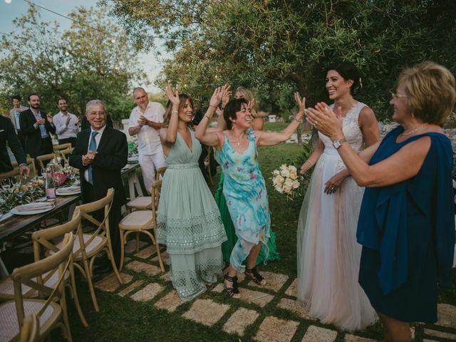 Il matrimonio di Christelle e Phil a Polignano a Mare, Bari 56