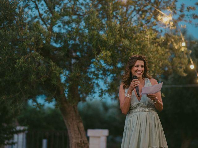Il matrimonio di Christelle e Phil a Polignano a Mare, Bari 60