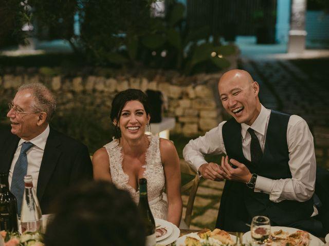 Il matrimonio di Christelle e Phil a Polignano a Mare, Bari 65