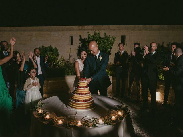 Il matrimonio di Christelle e Phil a Polignano a Mare, Bari 68