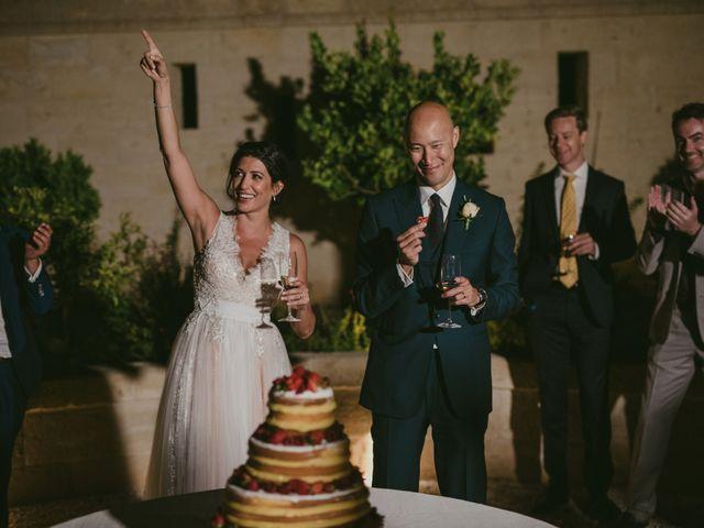 Il matrimonio di Christelle e Phil a Polignano a Mare, Bari 69