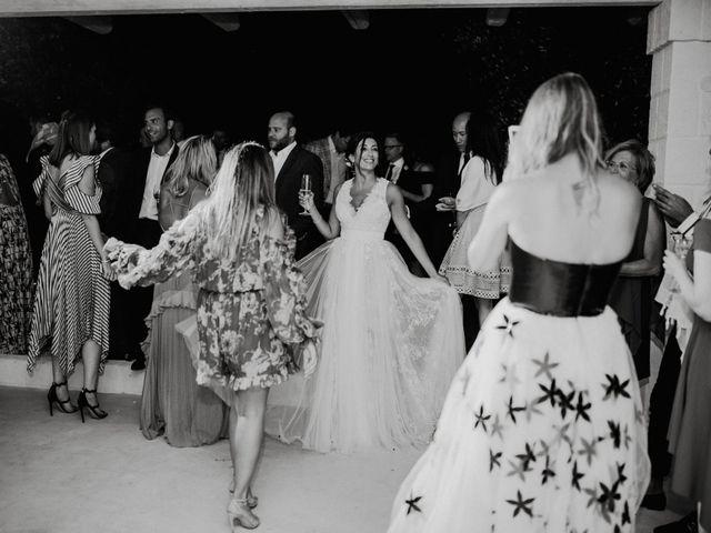 Il matrimonio di Christelle e Phil a Polignano a Mare, Bari 70