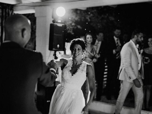 Il matrimonio di Christelle e Phil a Polignano a Mare, Bari 73