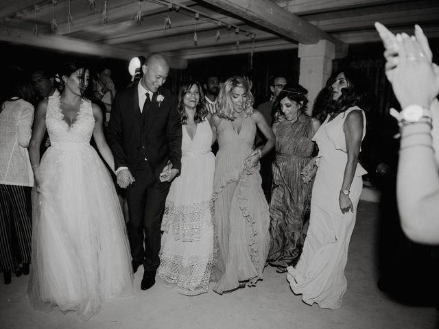 Il matrimonio di Christelle e Phil a Polignano a Mare, Bari 74