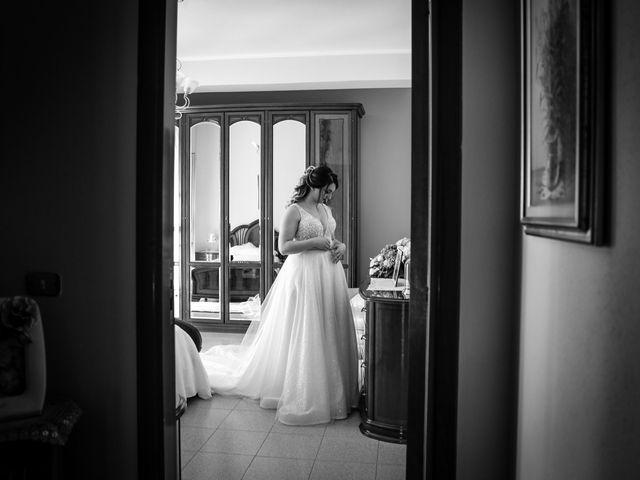 Il matrimonio di Antonella e Marco a Cirò Marina, Crotone 13