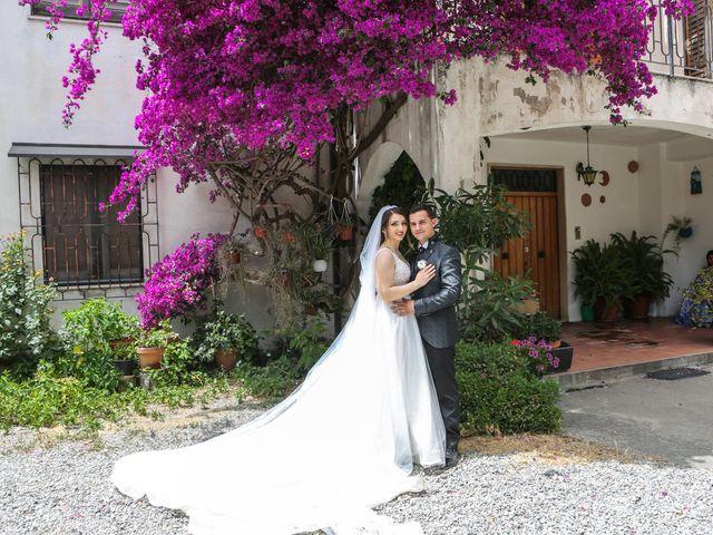 Le nozze di Marco e Antonella