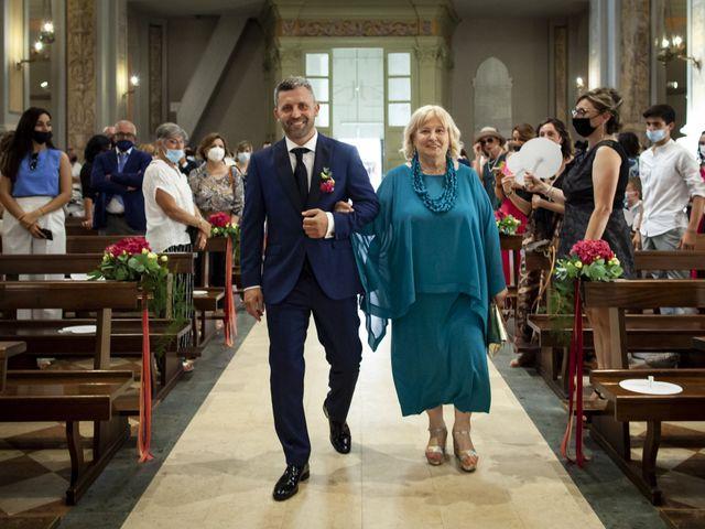 Il matrimonio di Diego e Marta a Bomporto, Modena 16