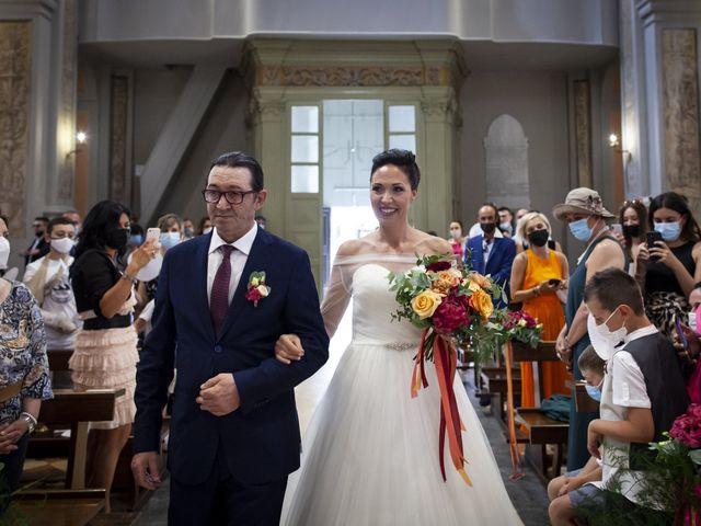 Il matrimonio di Diego e Marta a Bomporto, Modena 19