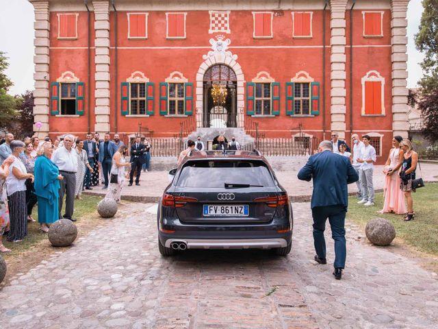 Il matrimonio di Diego e Marta a Bomporto, Modena 23