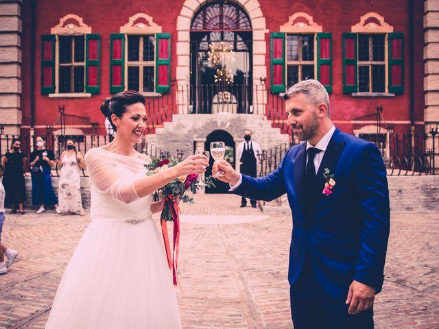 Il matrimonio di Diego e Marta a Bomporto, Modena 24