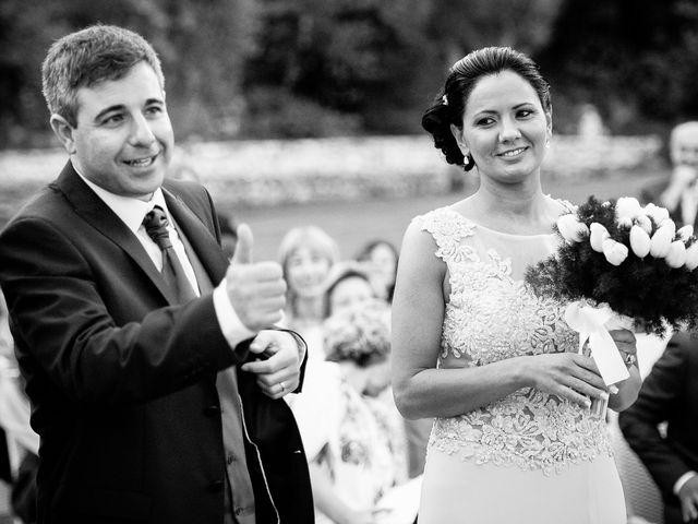 le nozze di Lara e Nicola