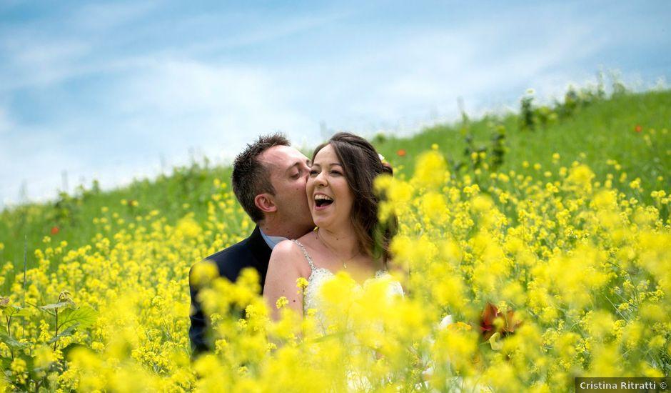 Il matrimonio di Paolo e Raffaella a Vezza d'Alba, Cuneo