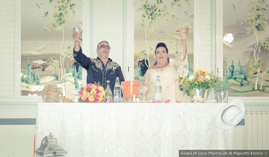 Il matrimonio di Luca e Stefania a Formigine, Modena