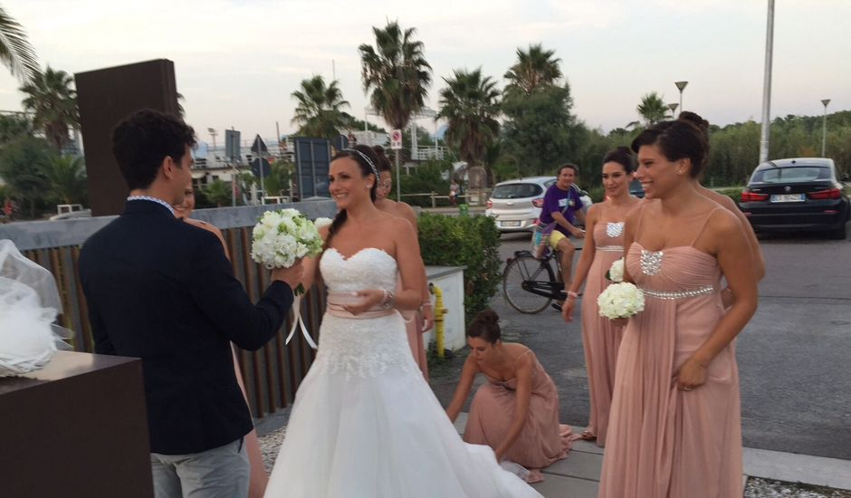 Il matrimonio di Stefano e Erica a Viareggio, Lucca