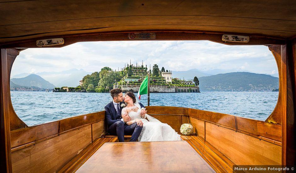 Il matrimonio di Davide e Alessia a Stresa, Verbania