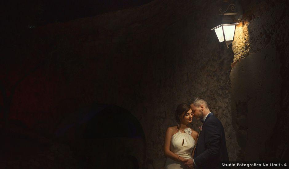 Il matrimonio di Fabio e Alessandra a Feroleto della Chiesa, Reggio Calabria