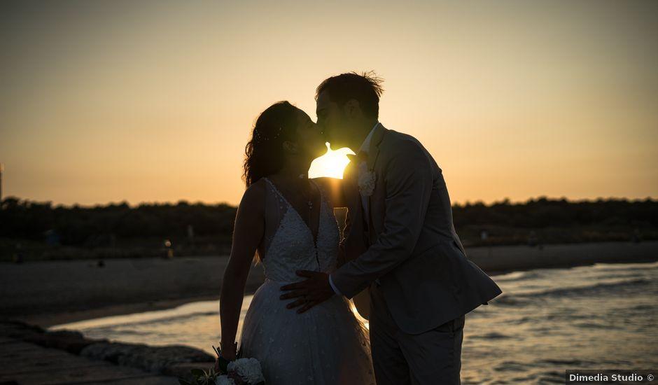 Il matrimonio di Matteo e Elisa a Ravenna, Ravenna