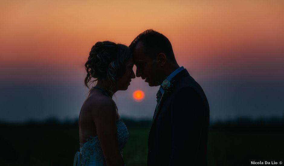 Il matrimonio di Mattia e Elena a  Zelarino, Venezia