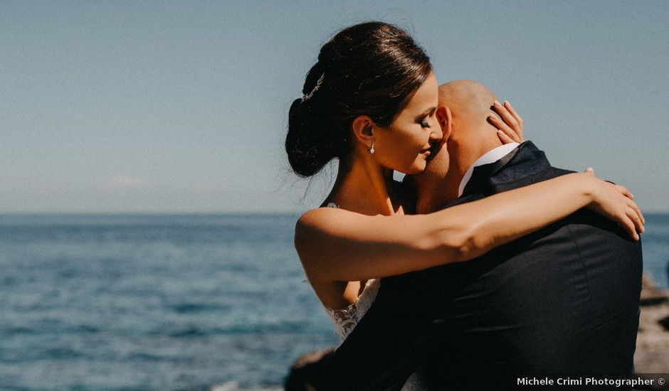 Il matrimonio di Sara e Marco a Catania, Catania