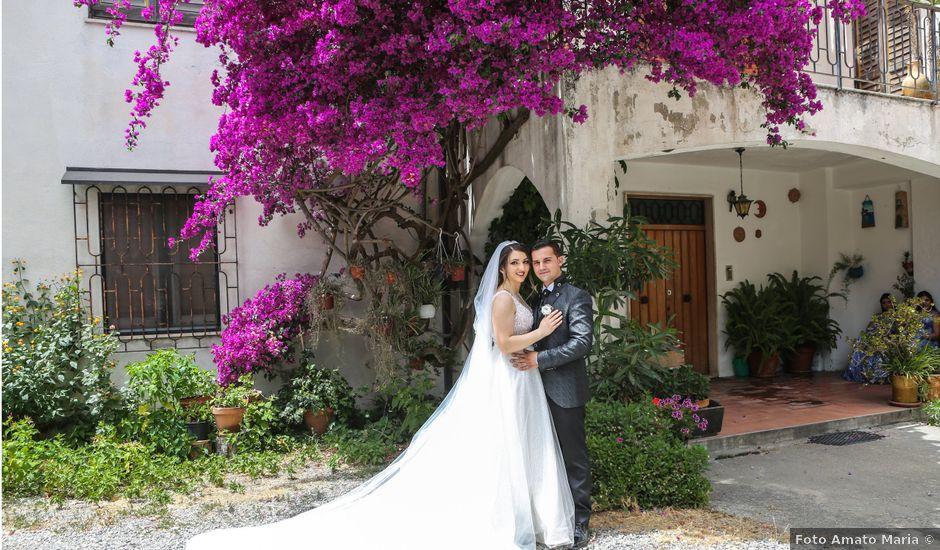 Il matrimonio di Antonella e Marco a Cirò Marina, Crotone