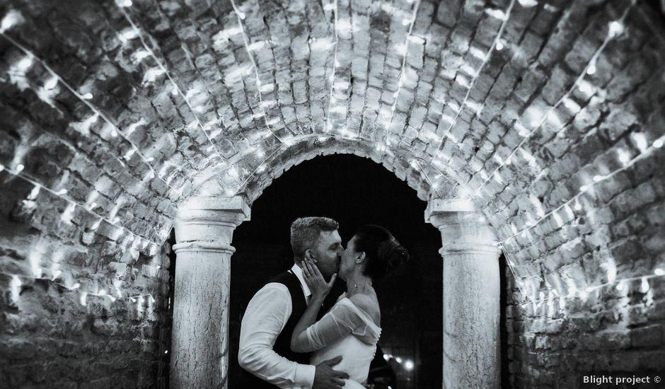 Il matrimonio di Diego e Marta a Bomporto, Modena