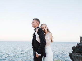 Le nozze di Anastasia e Anton
