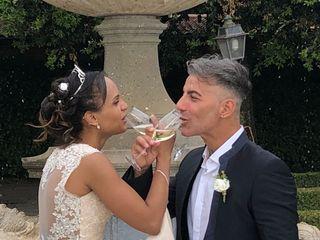 Le nozze di Kayiba e Alessandro 1