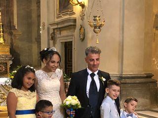 Le nozze di Kayiba e Alessandro 3
