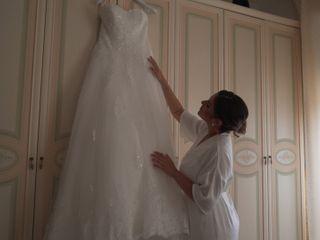 le nozze di Jennifer e Michele 2