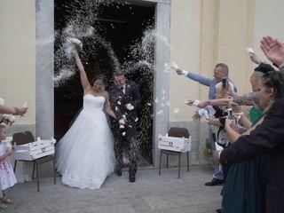 le nozze di Jennifer e Michele 3