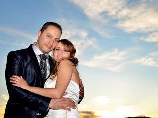 Le nozze di Ivonne e Cristian