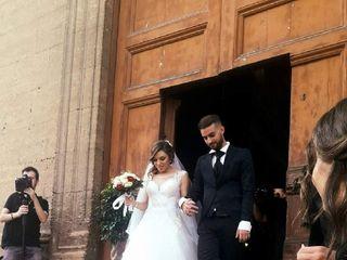 Le nozze di Rosy e Simone 1