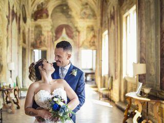 Le nozze di Gabriella e Ettore