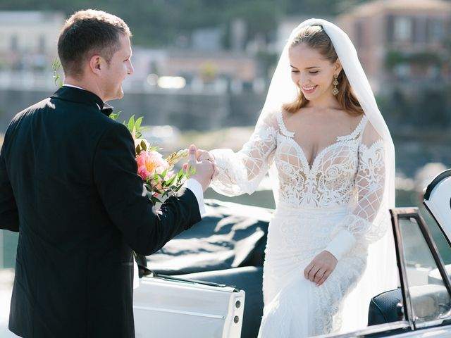 Il matrimonio di Anton e Anastasia a Catania, Catania 30