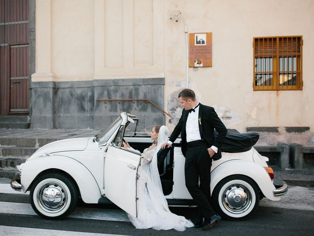 Il matrimonio di Anton e Anastasia a Catania, Catania 42