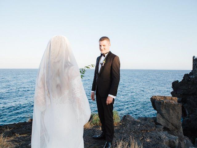 Il matrimonio di Anton e Anastasia a Catania, Catania 49