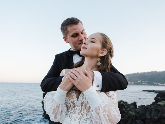 Il matrimonio di Anton e Anastasia a Catania, Catania 64