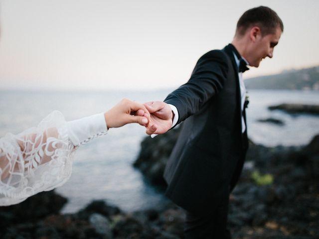 Il matrimonio di Anton e Anastasia a Catania, Catania 77