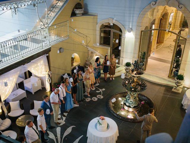 Il matrimonio di Anton e Anastasia a Catania, Catania 82