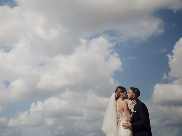 le nozze di Chiara e Emanuel