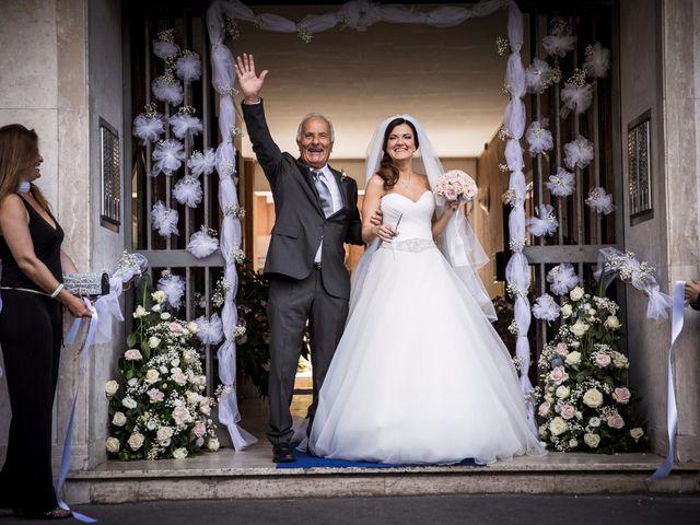 Il matrimonio di Emanuele e Francesca a Roma, Roma 21