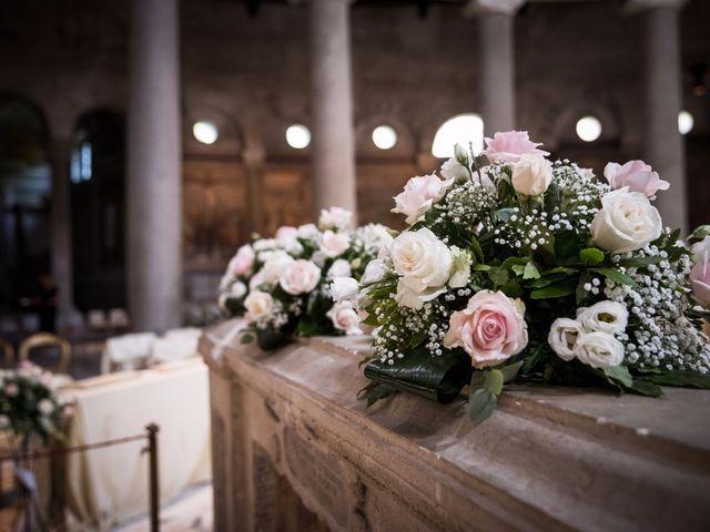 Il matrimonio di Emanuele e Francesca a Roma, Roma 22