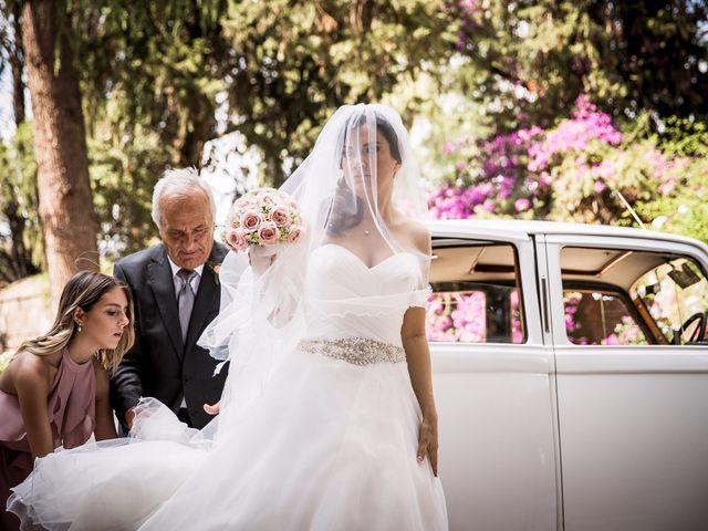 Il matrimonio di Emanuele e Francesca a Roma, Roma 27