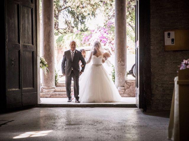 Il matrimonio di Emanuele e Francesca a Roma, Roma 28